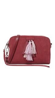 Замшевая сумка через плечо Sofia Rebecca Minkoff