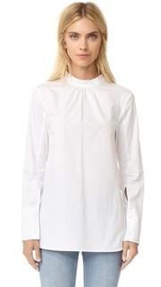 Рубашка Backwards Tibi
