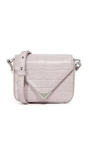 Миниатюрная сумка-конверт через плечо Prisma Alexander Wang