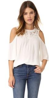 Блуза с открытыми плечами Olivier Ella Moss