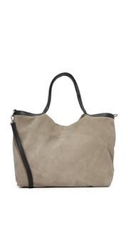 Объемная сумка с короткими ручками Bina Monserat De Lucca
