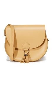 Седельная сумка с кисточками Cambridge Satchel