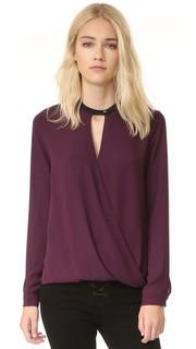 Фирменная блуза с длинными рукавами And B