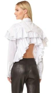 Рубашка Esta Preen By Thornton Bregazzi