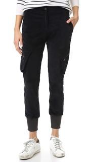 Брюки-карго в стиле «бойфренд» James Jeans