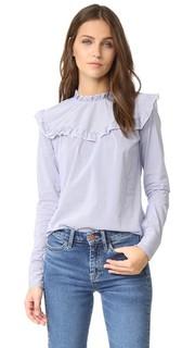 Блуза с оборками Prairie Shakuhachi