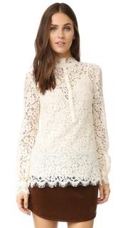 Кружевная блуза Rachel Zoe