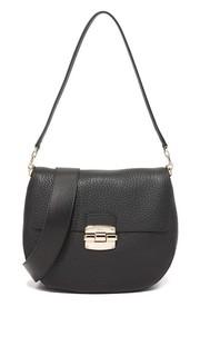 Маленькая седельная сумка Club Furla