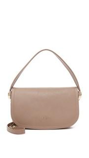 Маленькая седельная сумка Luna Furla