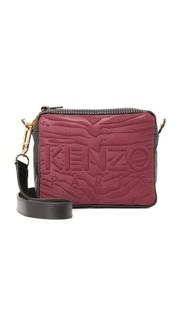 Холщовая сумка для фотоаппарата Kenzo