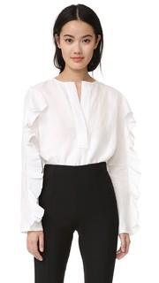 Блуза с оборками Georgia Alice
