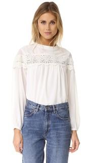 Блуза в богемном стиле English Factory