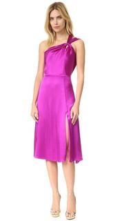 Платье с открытым плечом Cushnie Et Ochs