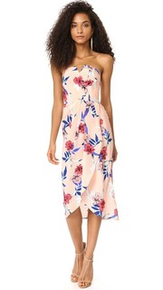 Glamour Night Silk Dress Yumi Kim