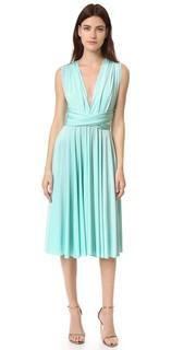 Платье-трансформер до колен Twobirds