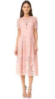 Миди-платье Harmony со складками Lover