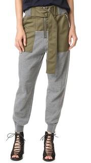Практичные брюки для бега 3.1 Phillip Lim
