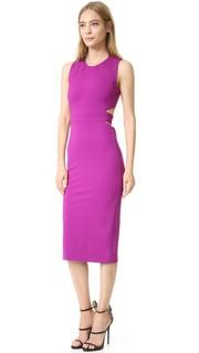 Платье с вырезом без рукавов Cushnie Et Ochs