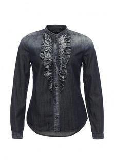 Рубашка джинсовая Sisley