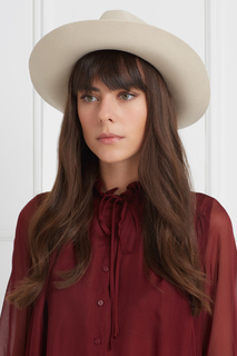 Фетровая шляпа Clasico Wide Brim Artesano