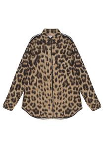 Пальто из шерсти и альпаки No.21