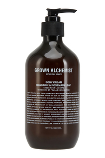 Крем для тела «Мандарин и розмарин» 500ml Grown Alchemist