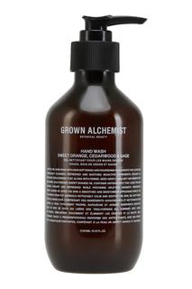 Жидкое мыло для рук «Апельсин, кедр и шалфей» 300ml Grown Alchemist
