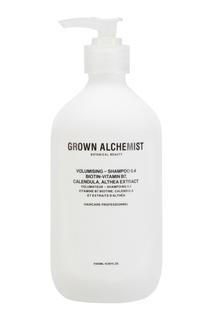 Шампунь для объема волос 0.4 Volumising 500ml Grown Alchemist