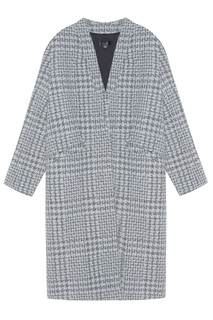 Шерстяное пальто A Rnouveau