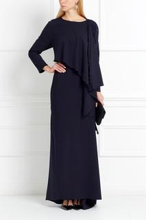 Асимметричное платье Zac Posen