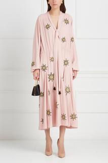 Платье с вышивкой Inshade