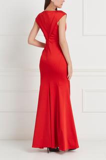 Платье в пол Nina Zac Zac Posen