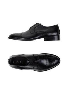 Обувь на шнурках L&G