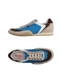 Низкие кеды и кроссовки Kickers