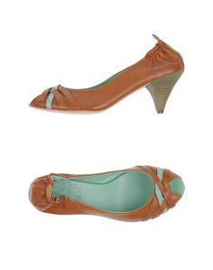 Туфли с открытым носком Lilimill