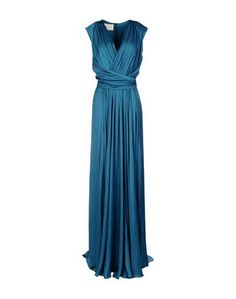 Длинное платье Cedric Charlier