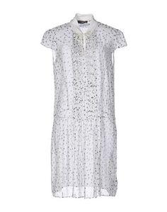 Короткое платье TRU Trussardi