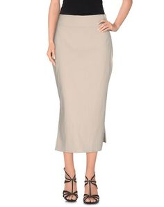 Джинсовая юбка Akris