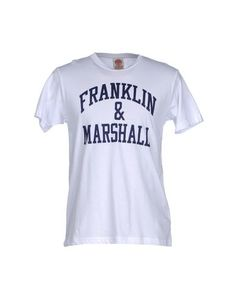Футболка Franklin & Marshall