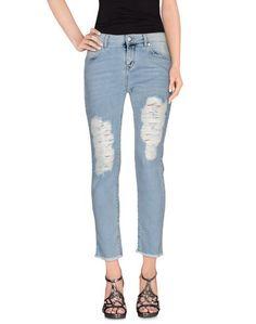 Джинсовые брюки-капри UP ★ Jeans