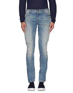 Джинсовые брюки Individual
