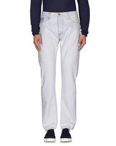 Джинсовые брюки Roundel London