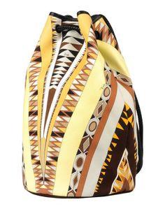 Рюкзаки и сумки на пояс Emilio Pucci