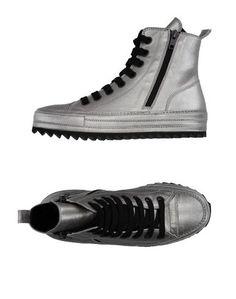 Высокие кеды и кроссовки ANN Demeulemeester