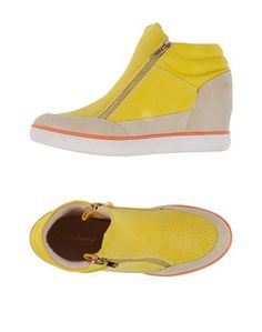 Высокие кеды и кроссовки Primadonna