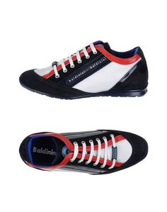 Низкие кеды и кроссовки Baldinini