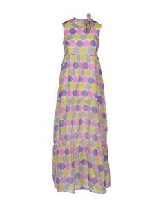 Длинное платье LA Camicia Bianca