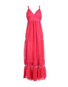 Длинное платье Twin Set Simona Barbieri