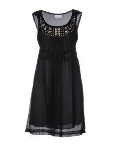 Короткое платье Paris Hilton