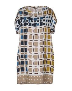 Короткое платье Maliparmi